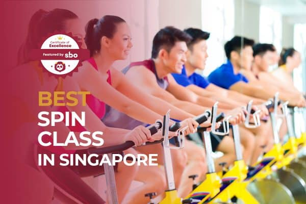 best spin class in singapore
