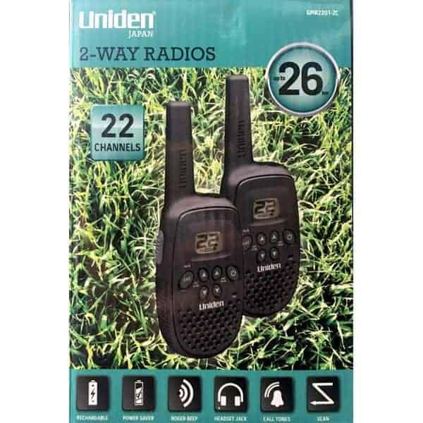 best walkie talkie singapore