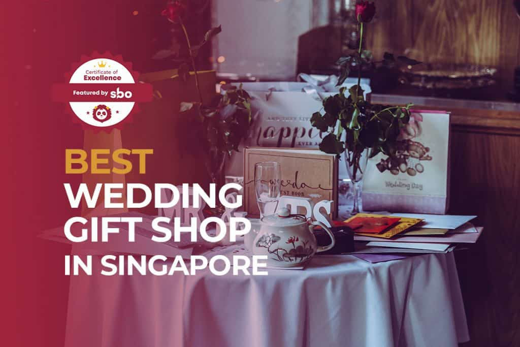 best wedding gift shop in singapore