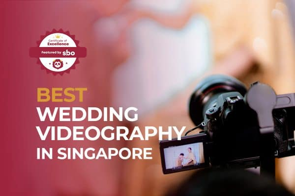 best wedding videography in singapore