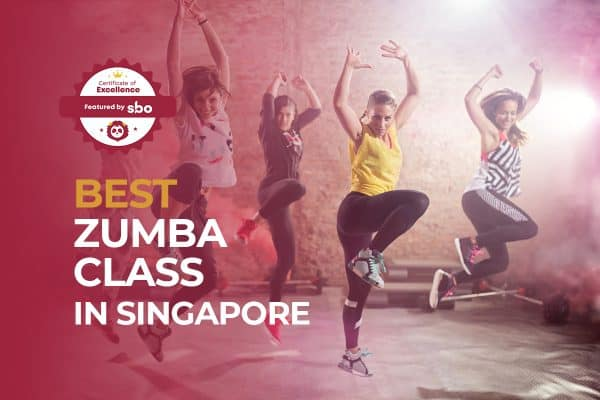 best zumba class in singapore