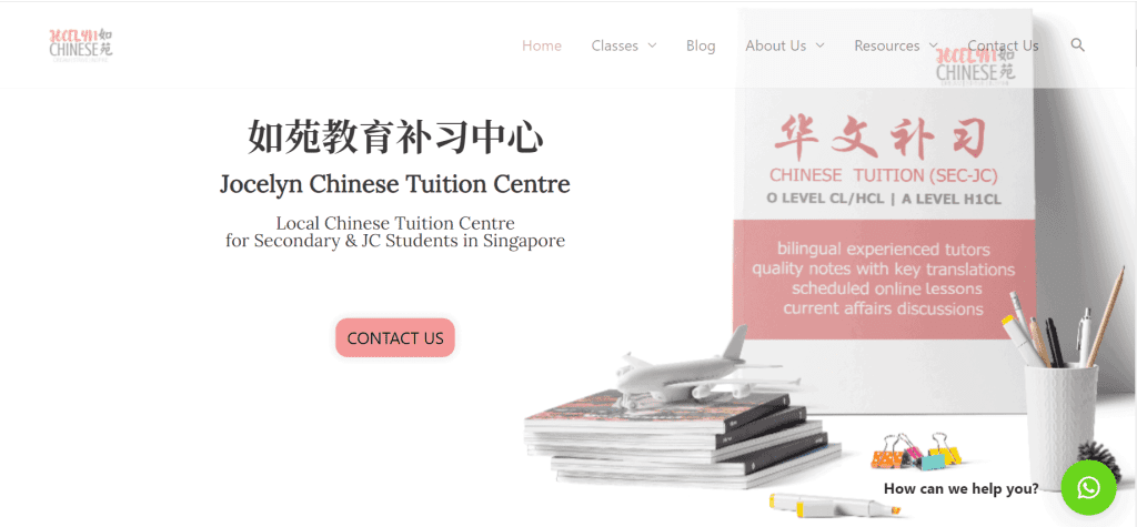 10 Best Chinese Tuition in Singapore