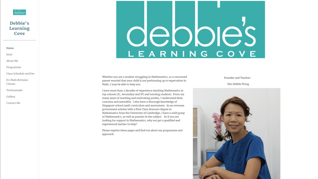 best math tuition in singapore_debbie's learning cove