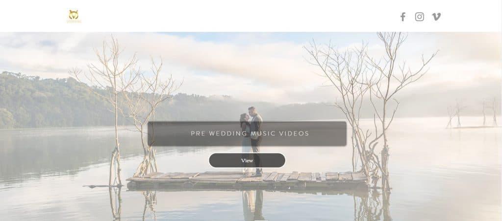 best wedding videography in singapore_vividcine