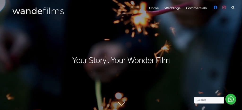 best wedding videography in singapore_wandefilms