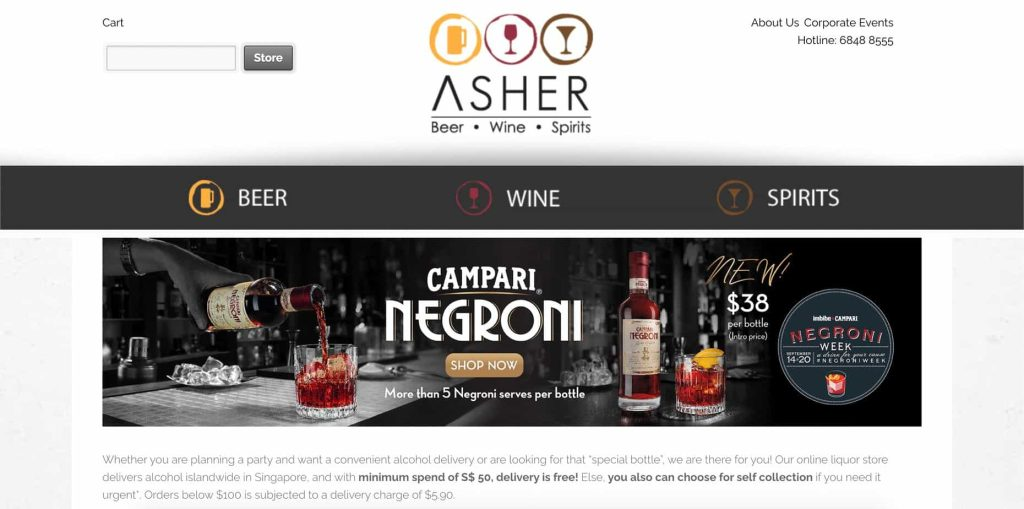 best alcohol delivery in singapore_asher bws
