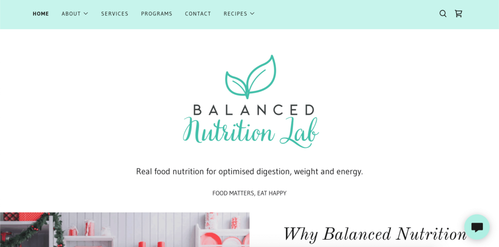 best nutritionist in singapore_balanced nutrition lab