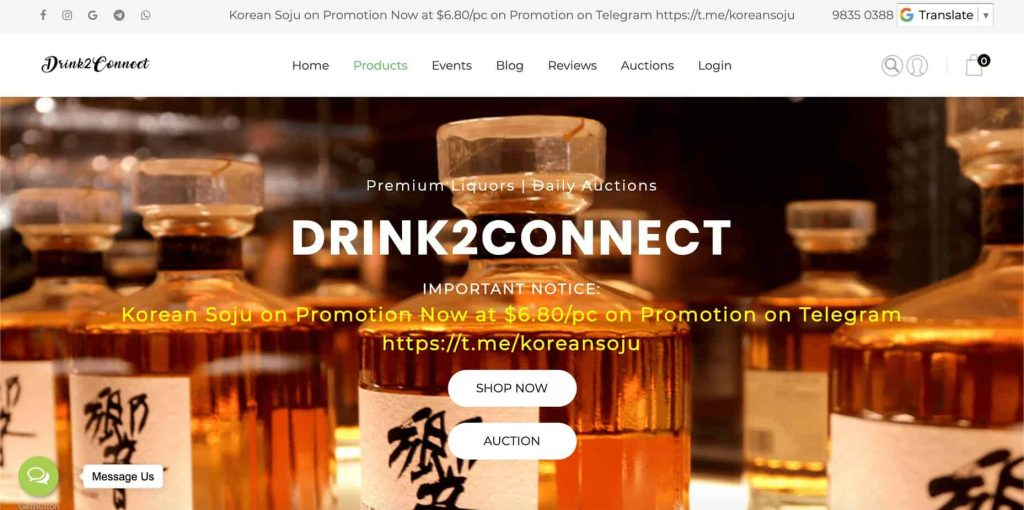 best alcohol delivery in singapore_drink2connect