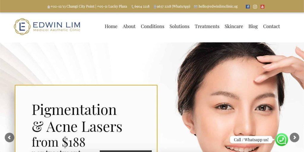 best pigmentation treatment singapore_edwin lim medical aesthetic clinic