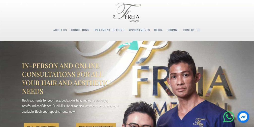 best pigmentation treatment singapore_freia medical