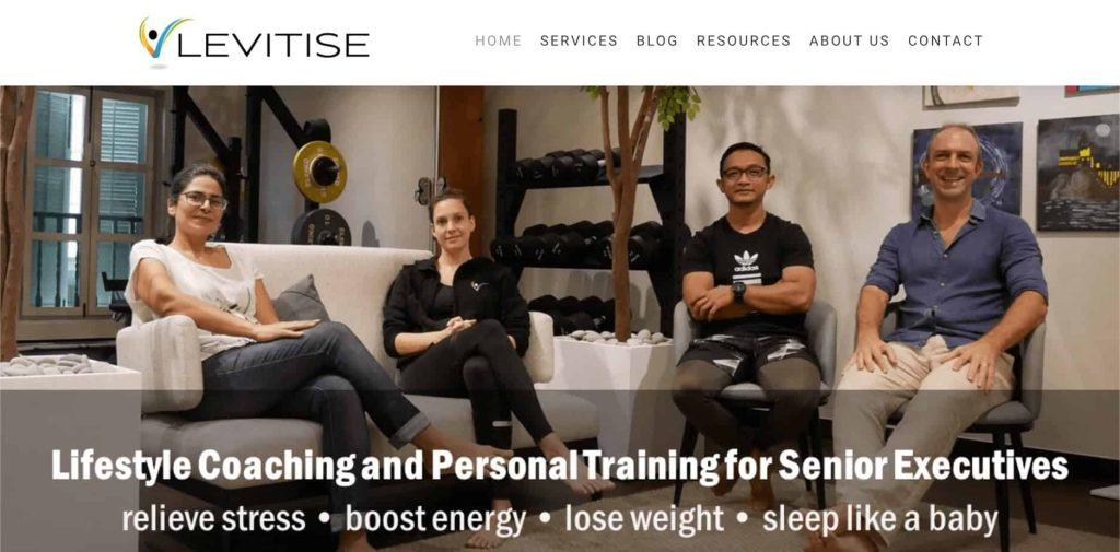 best nutritionist in singapore_levitise