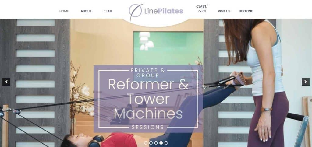 best pilates studio in singapore_line pilates