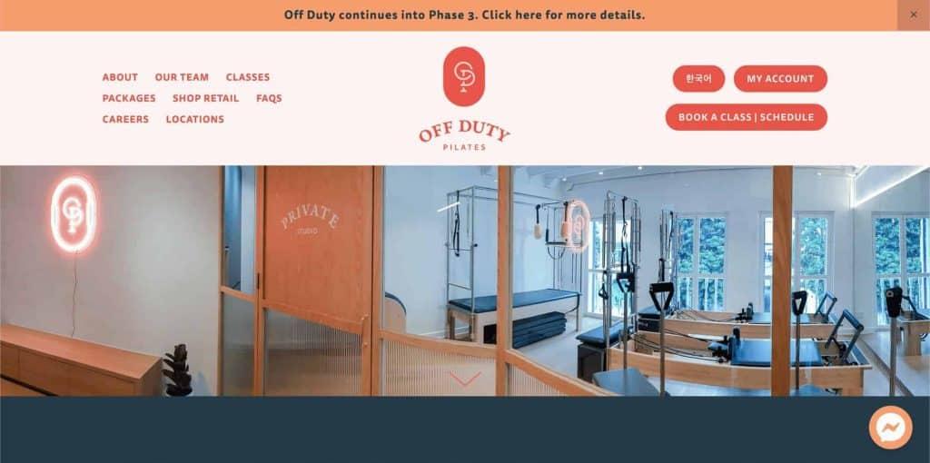 best pilates studio in singapore_off duty pilates