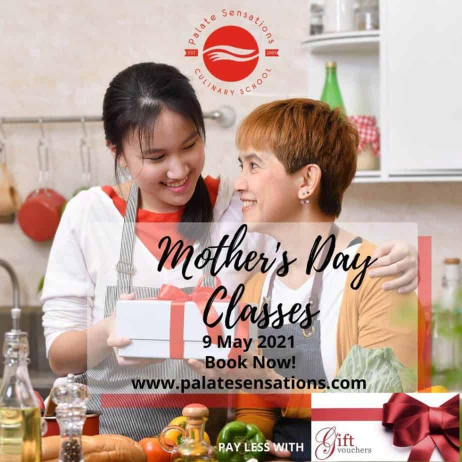 best mother's day gift singapore_Palate Sensations: Mother's Day Cooking Class