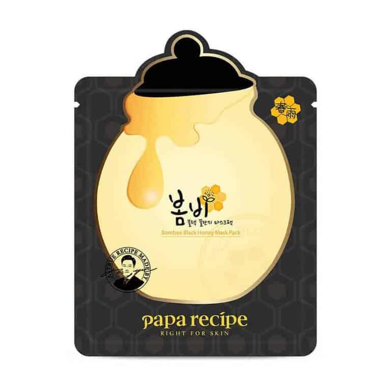best face mask in singapore_papa recipe bombee black honey mask