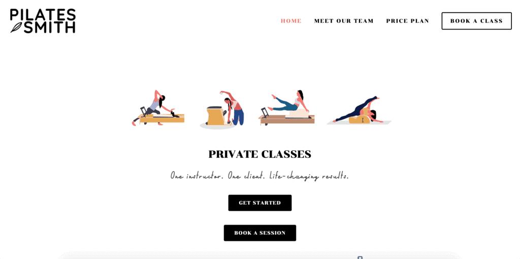 best pilates studio in singapore_pilates smith