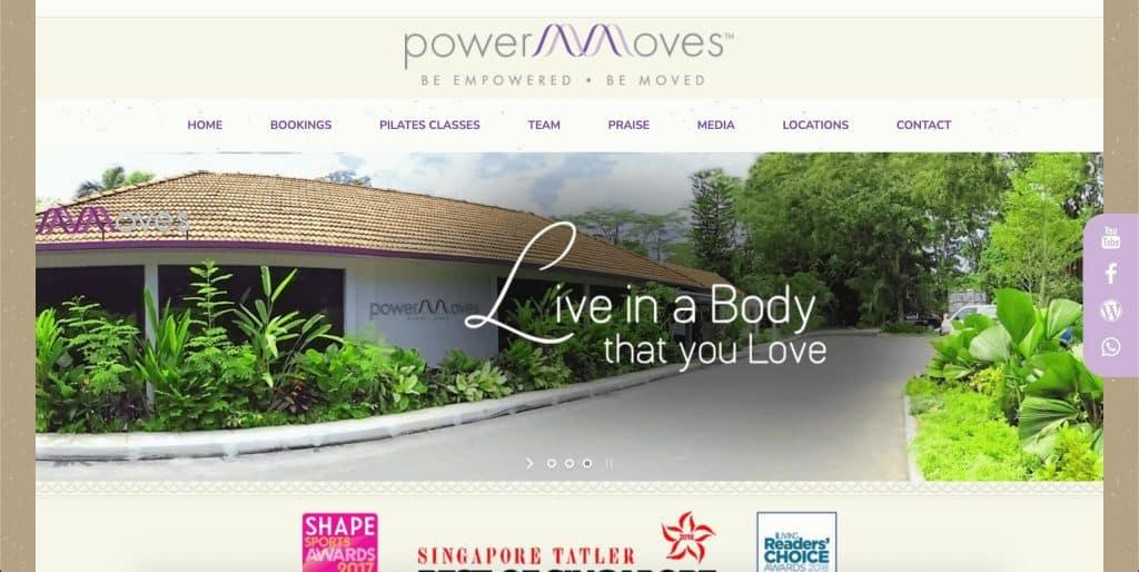 best pilates studio in singapore_powermoves pilates