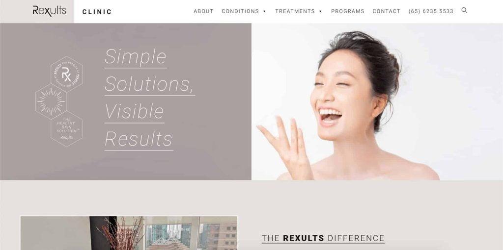 best pigmentation treatment singapore_rexults clinic
