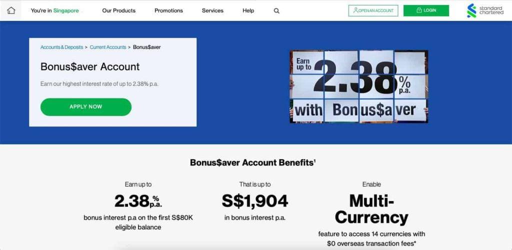 best savings account in Singapore_yvonne