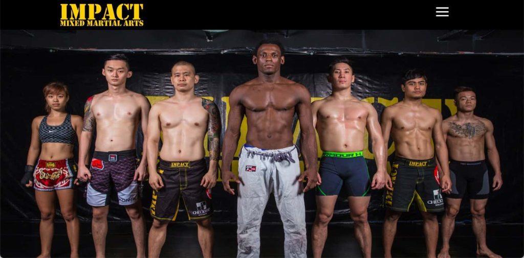best kickboxing in Singapore_yvonne