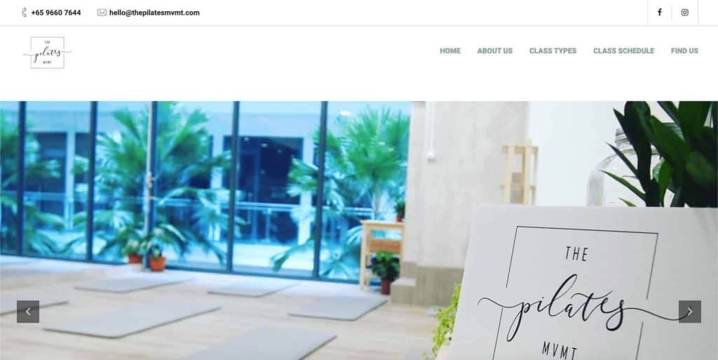 best pilates studio in singapore_the pilates mvmt