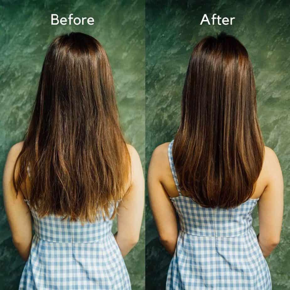 best korean hair salon singapore_walking on sunshine