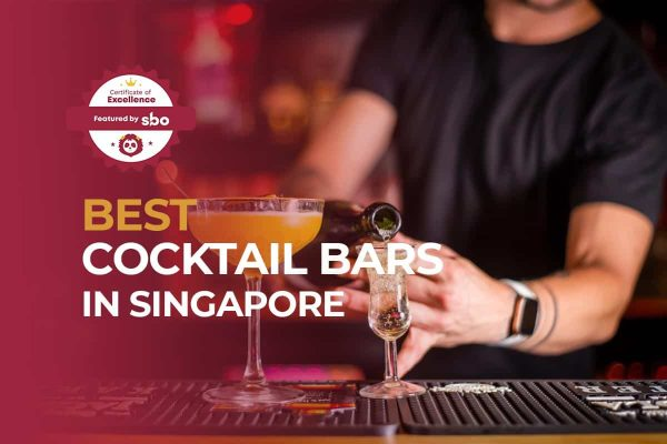 best cocktail bars in singapore