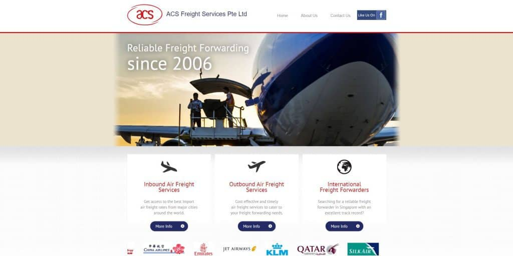 best freight forwarder in singapore_acs freight services
