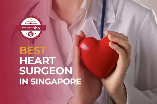 best heart surgeon in singapore