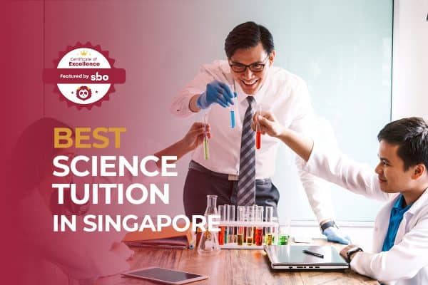 best science tuition in singapore