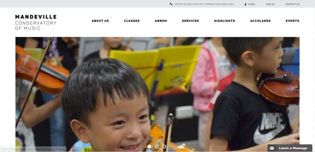 best violin lesson in singapore