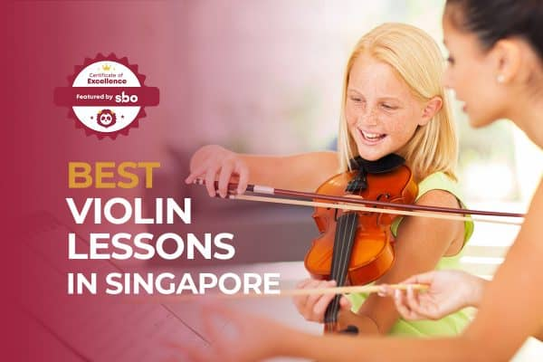 best violin lessons in singapore