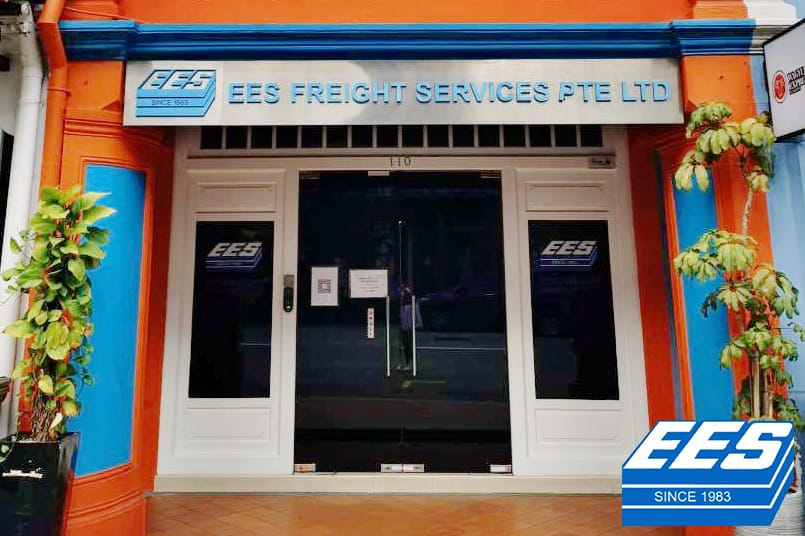 freight forwarder in singapore_ees freight services