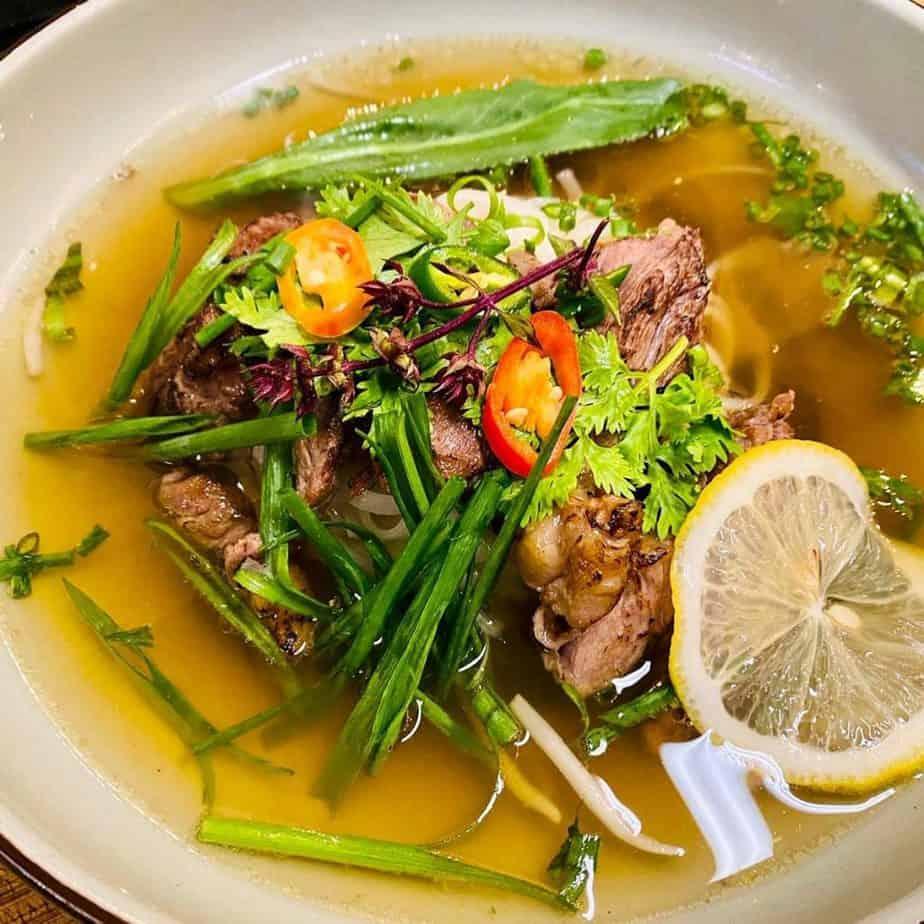 best vietnamese food in singapore_la saigon