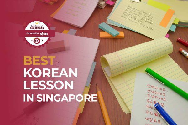featured image_best korean lesson in singapore