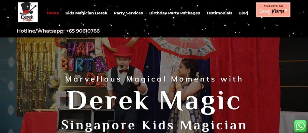 best magician in singapore_derek lee