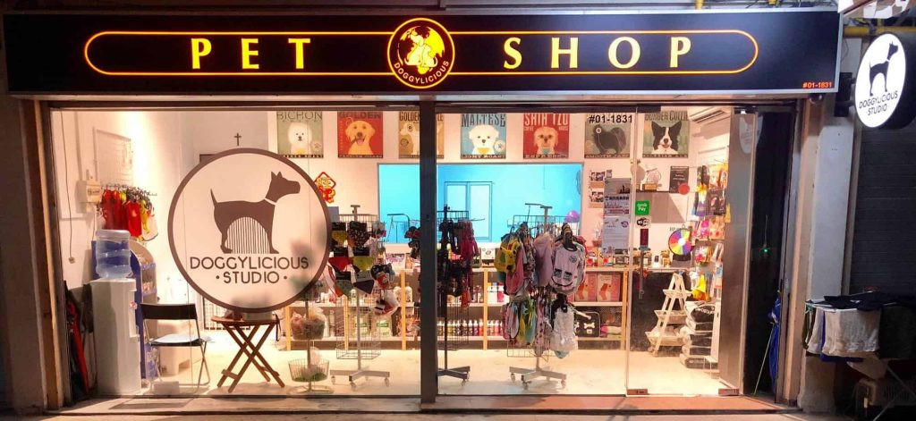 best dog grooming in singapore_doggylicious studio