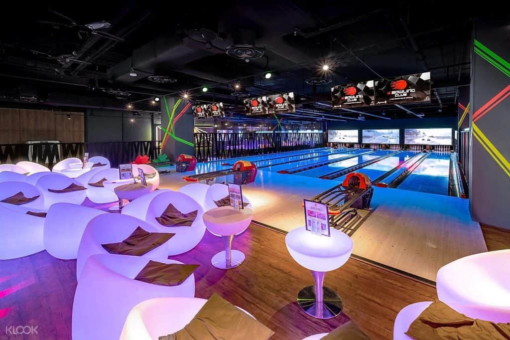 best places for first date in singapore_k bowling club