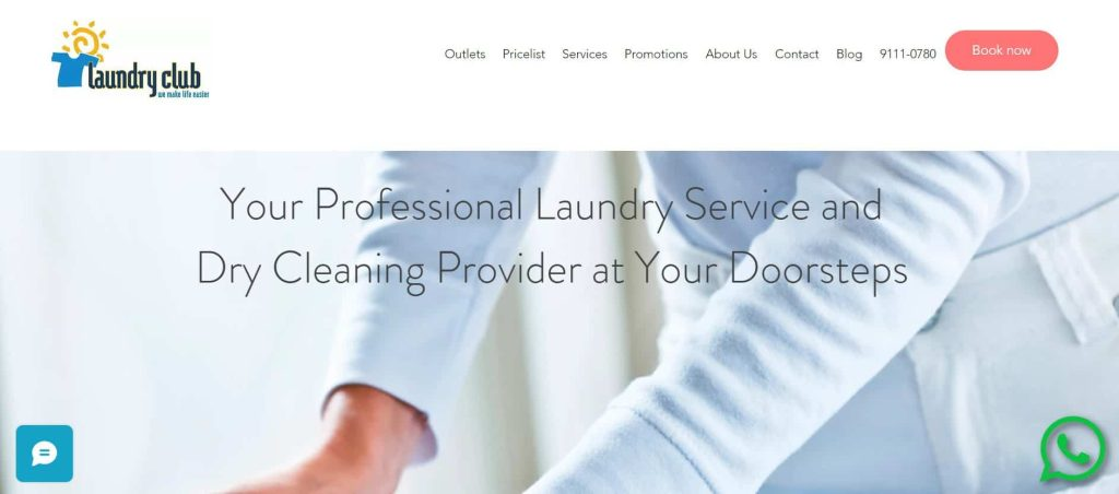 best dry cleaning in singapore