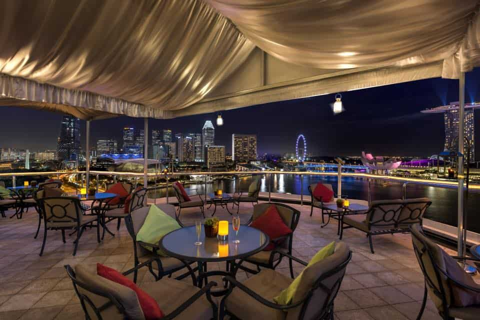best rooftop bars in singapore_the lighthouse