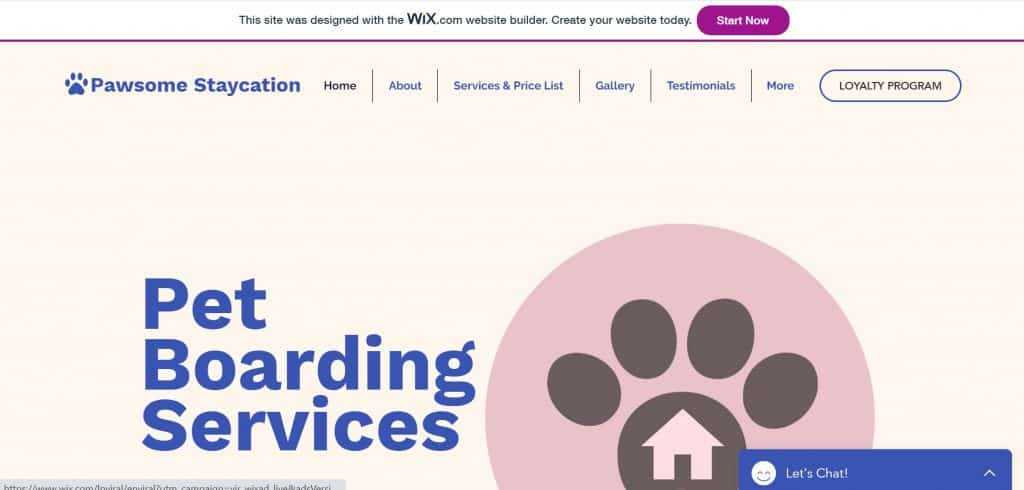 best pet sitter in singapore_pawsome staycation