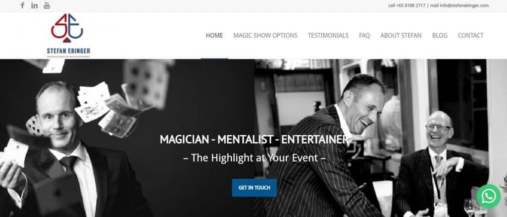 best magician in singapore_stefan ebinger