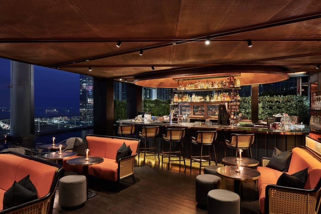 best rooftop bars in singapore_vue