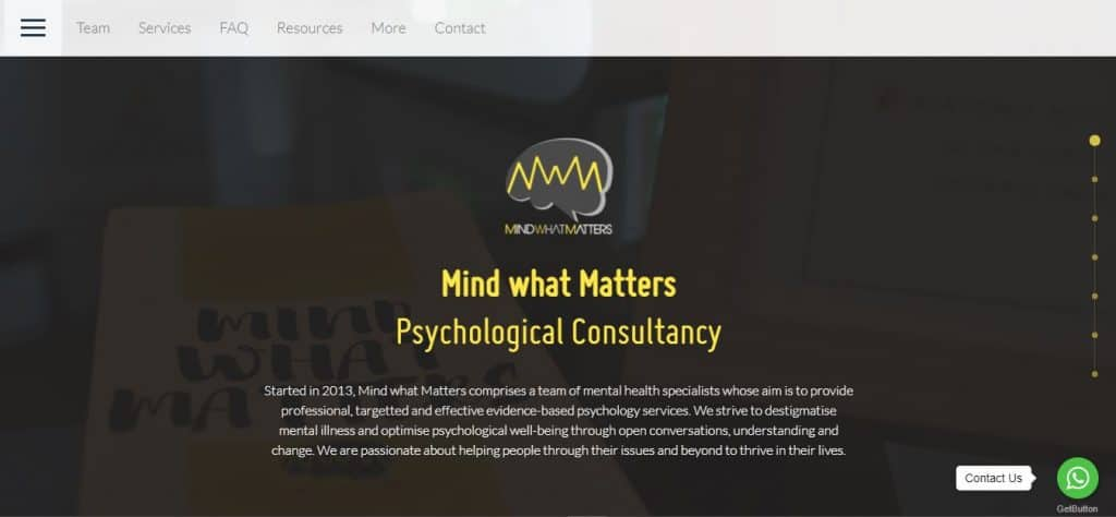 10 best psychologists in singapore