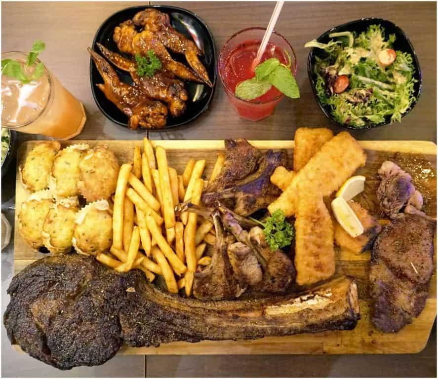best steak in singapore_tomahawk king