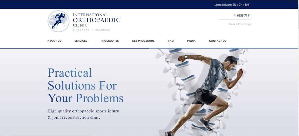 10 Best Orthopaedic in Singapore