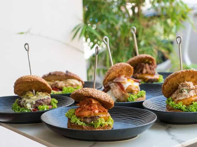 Best Burger in Singapore (Lombardo's Burgers Singapore)
