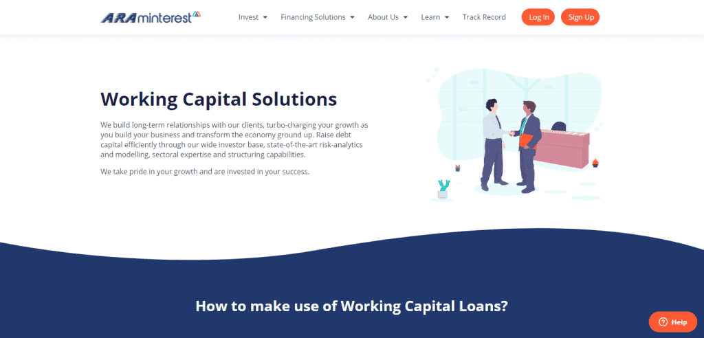 Minterest business loan in singapore