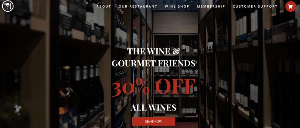 Best Wine Bar Singapore - TWGF