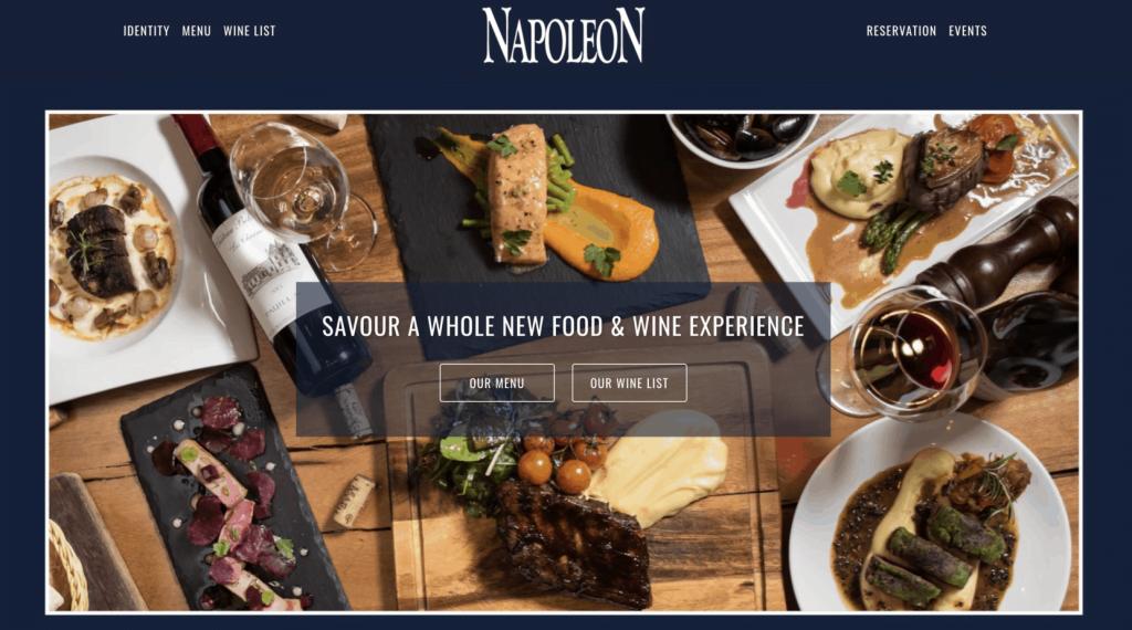 Best Wine Bar Singapore - Napoleon